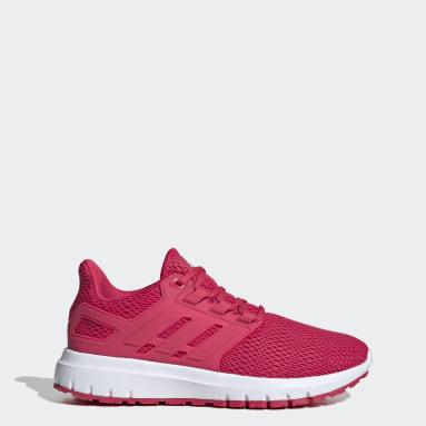 Women Running Pink Ultimashow Shoes