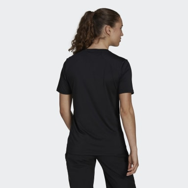 Women Five Ten Black Five Ten Bike TrailX Tee
