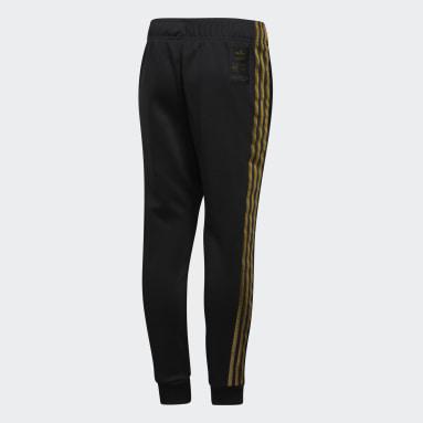 Děti Originals černá Sportovní kalhoty SST 24K