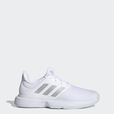 Zapatillas de Tenis GameCourt Blanco Mujer Tenis