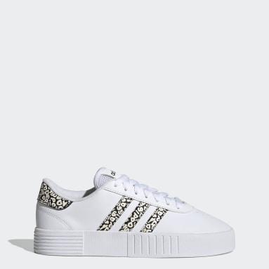 ผู้หญิง Sport Inspired สีขาว รองเท้า Court Bold