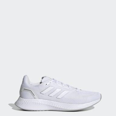 Women Running White Run Falcon 2.0 Shoes