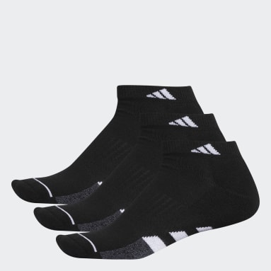 Men's Hiking Black Cushioned 2.0 Low-Cut Socks 3 Pairs