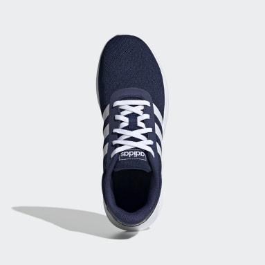 Zapatillas Lite Racer 2.0 (UNISEX) Azul Niño Diseño Deportivo
