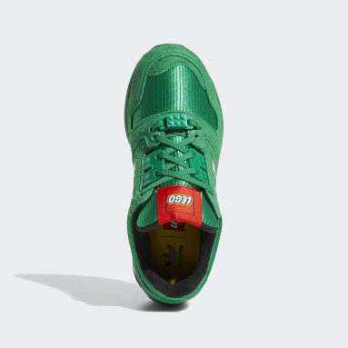 Youth Originals Green adidas ZX 8000 x LEGO® Shoes