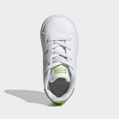 Zapatillas Stan Smith Blanco Niño Originals