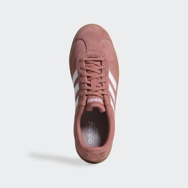 Zapatillas VL Court 2.0 Rosa Mujer Diseño Deportivo