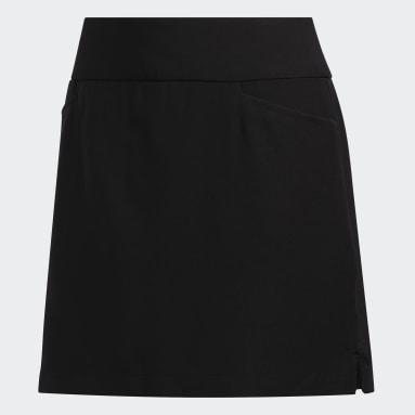 Ženy Golf čierna Šortková sukňa Ultimate Adistar