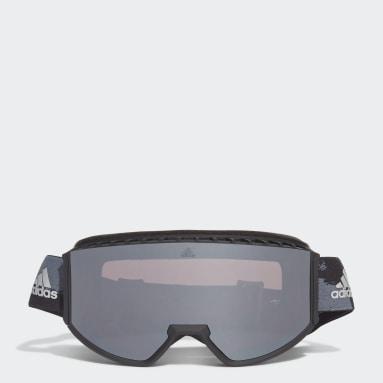 Zimní Sporty černá Lyžařské brýle SP0040