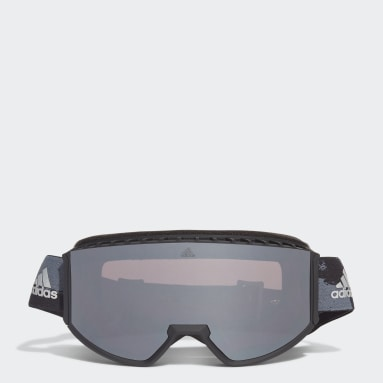 Skiing Black Snow Goggles SP0040