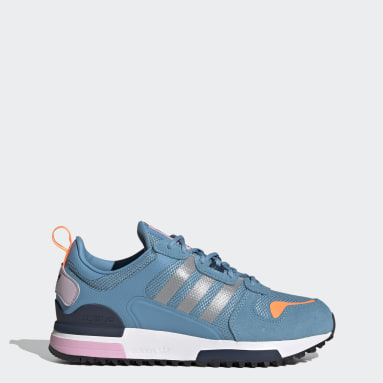 Women Originals Blue ZX 700 HD Shoes