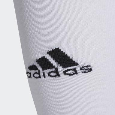 Medias AdiSocks (UNISEX) Blanco Fútbol