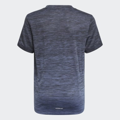 Boys Gym & Träning Svart AEROREADY Gradient Tee