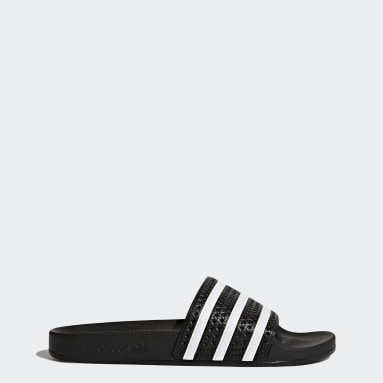 Originals Black adilette Slides