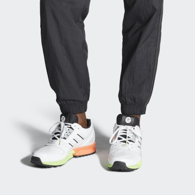 Originals White ZX 8000 Golf Shoes