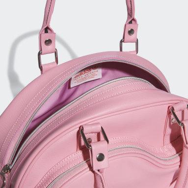 Women's Originals Pink Lotta Volkova Racket Bag