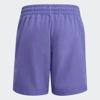 Boys Tennis Lila Club Tennis Shorts