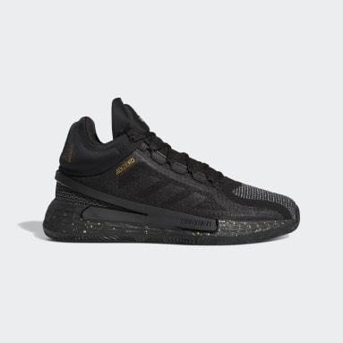 черный Баскетбольные кроссовки D Rose 11