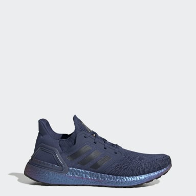 Men's Running Blue Ultraboost 20 Shoes