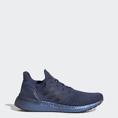 Men's Running Blue Ultraboost 20 Shoes