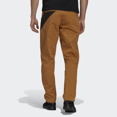 Men's Five Ten Brown Five Ten Felsblock Pants