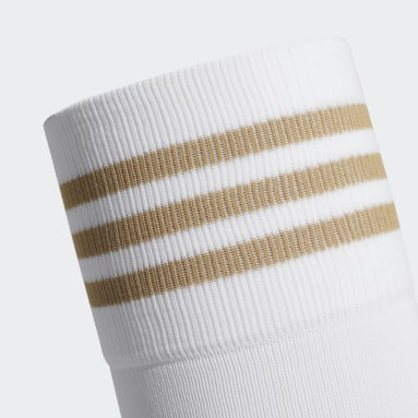 Fotboll Vit Real Madrid Home Socks