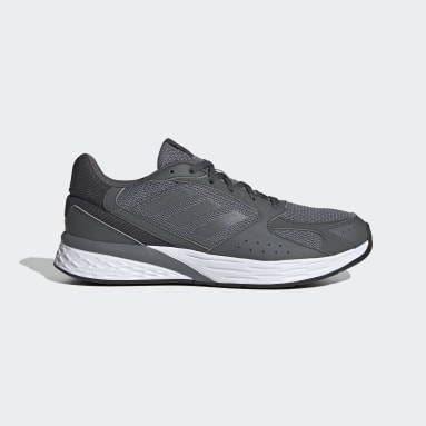 Running Grey Response Run Shoes