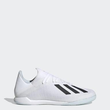 Futsal X 19.3 IN Fußballschuh Weiß