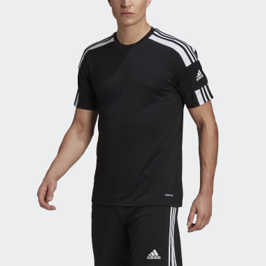 Men Football Black Squadra 21 Jersey