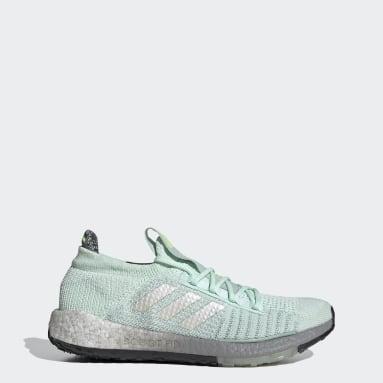 Kvinder Løb Grøn Pulseboost HD sko