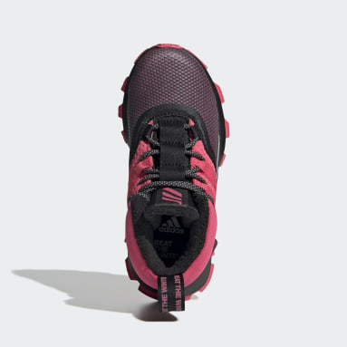 Kids Running Black RapidaRun ATR Shoes