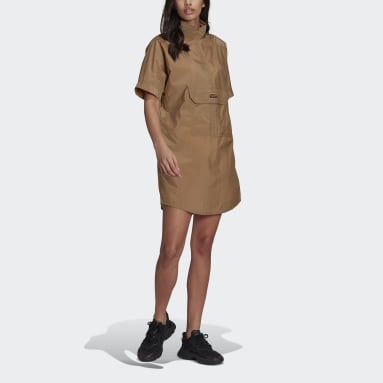 Women Originals Brown R.Y.V. Dress