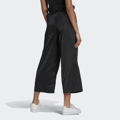 Women Originals Black 7/8 Track Pants