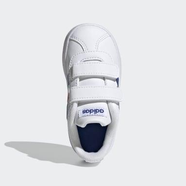 Sapatos VL Court 2.0 Branco Criança Walking