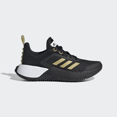 Çocuklar Koşu Siyah LEGO® adidas Sport Ayakkabı