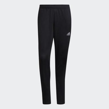 Pantaloni da allenamento Tiro Reflective Nero Uomo Calcio