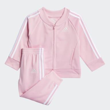 Survêtement Classic Rose Bambins & Bebes Entraînement