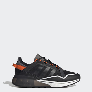 Men's Originals Black ZX 2K Boost Pure Shoes