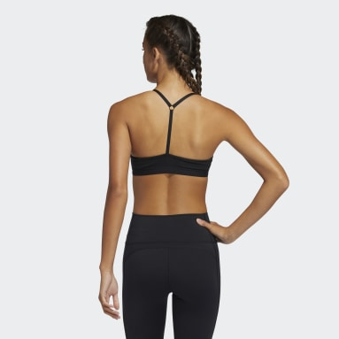 Brassière All Me Light Support Training Noir Femmes Fitness Et Training