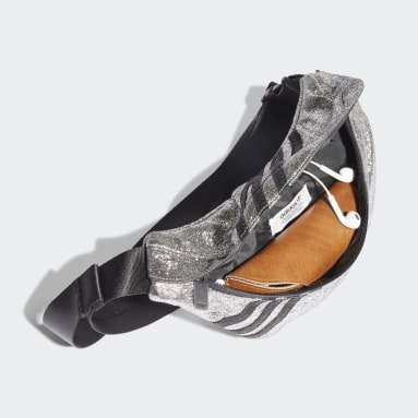 Women's Originals Silver Waist Bag