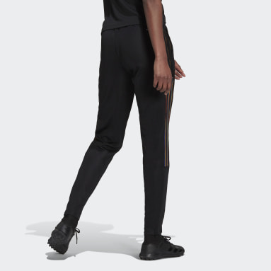 Women Football Black Tiro Pride Pants