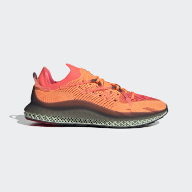 ผู้ชาย Originals สีส้ม รองเท้า 4D Fusio