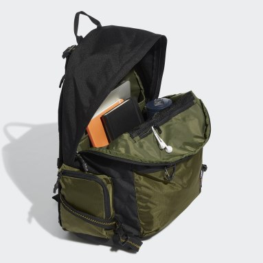 Cricket Black Explorer Primegreen Backpack