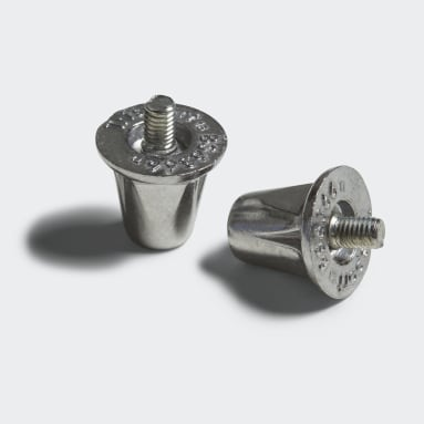 Kołki Aluminum Rugby Studs Srebrny