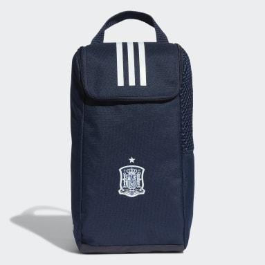 Fotbal modrá Taška Spain Boot