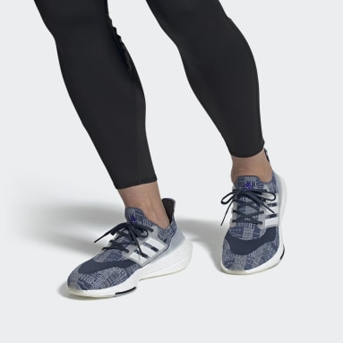 Running Blue Ultraboost 21 Primeblue Shoes