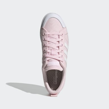 Women Walking Pink Bravada Shoes