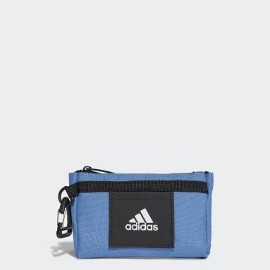 Gym & Training Blue Tiny Tote Bag