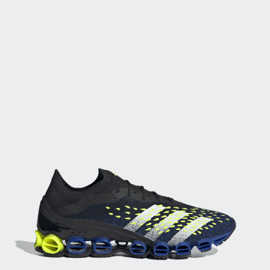 Men's Soccer Black Predator.1 Microbounce Shoes