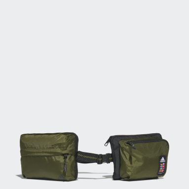 Tennis Black Xplorer Primegreen Waist Bag